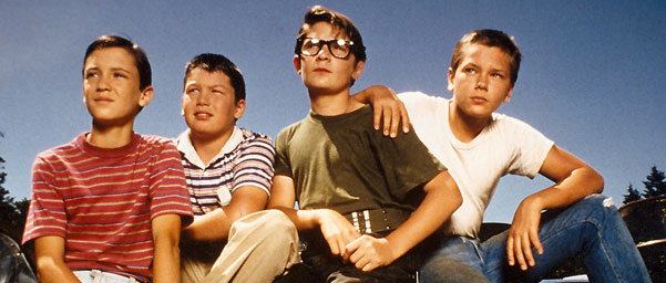 The best movies based on a Stephen King Novel Stand By Me