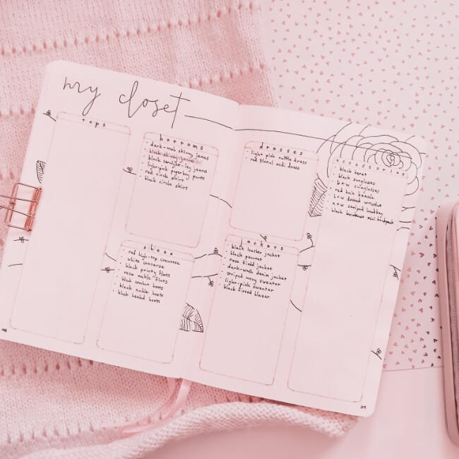 How to Easily Stick to Bullet Journaling Right Now