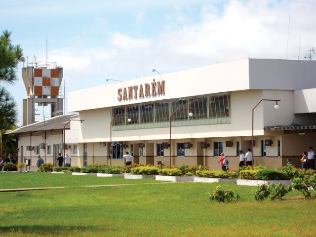 Aeroporto Internacional de Santarém