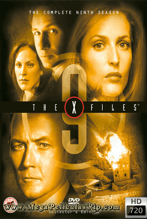 The X-Files Temporada 9 720p Latino