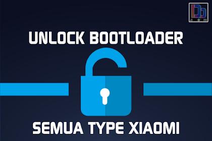 Cara Unlock Bootloader Untuk Semua Type Xiaomi via Mi Flashtool