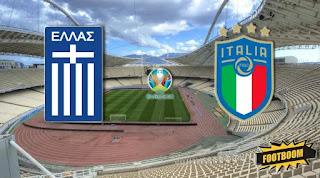 Греция – Италия смотреть онлайн бесплатно 8 июня 2019 прямая трансляция в 21:45 МСК.