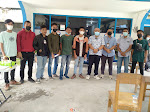 KPK-Sultra  adukan Bupati Butur ke Ombusman RI atas Dugaan Nepotisme pada Pengangkatan SKPD