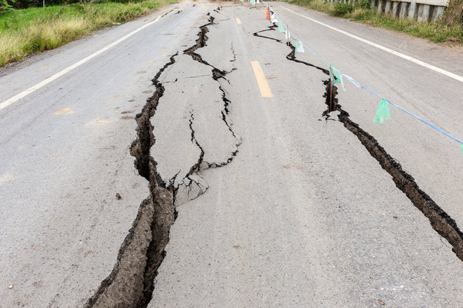 Earth Tremor hits Accra, US, other parts of the world