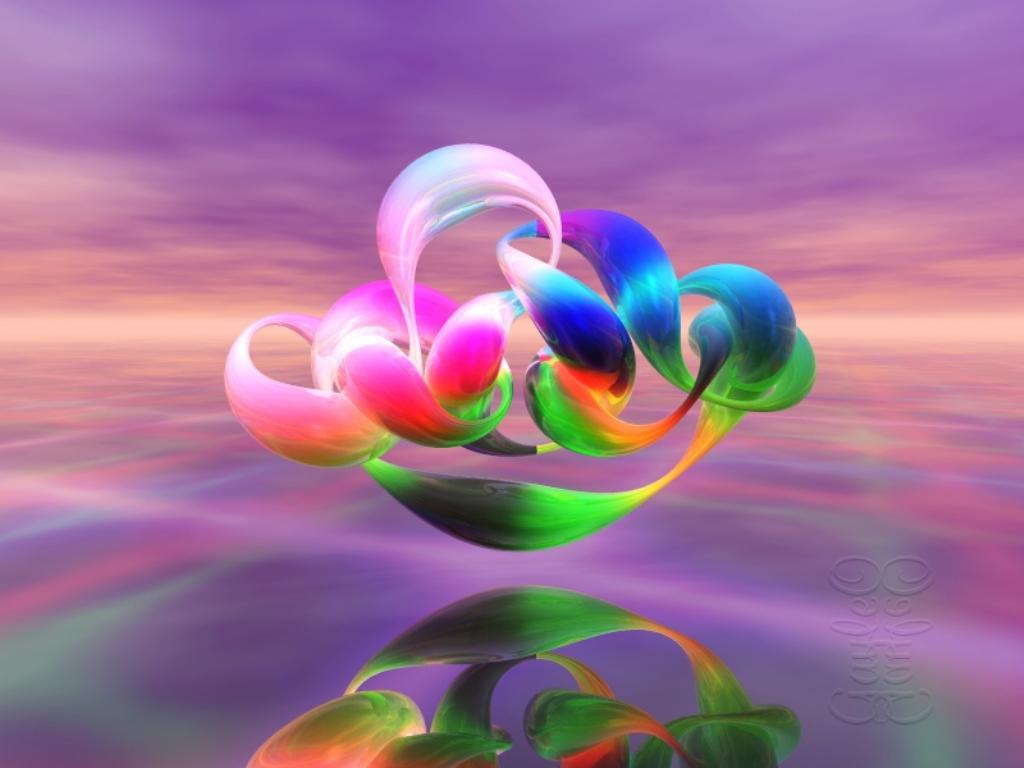 Free Download Wallpaper HD : 3d flower high resolution ...