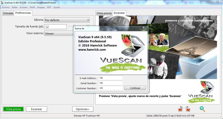 Descargar VueScan Pro