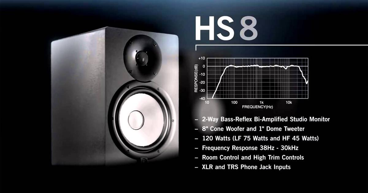 Nơi bán Loa Yamaha HS8 giá rẻ nhất tháng