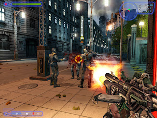 TimeShift (PC) 2007