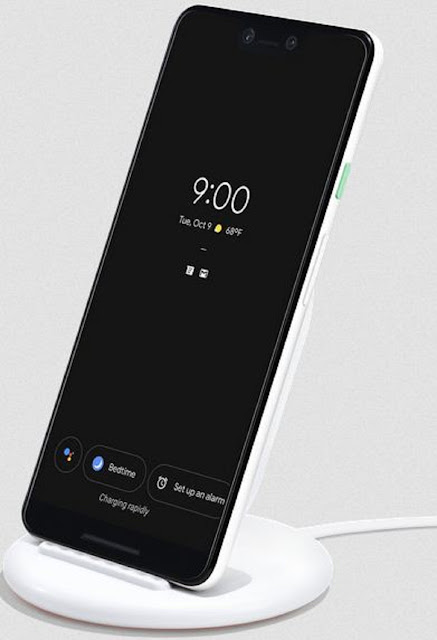 What charger does Google use for pixel 3?