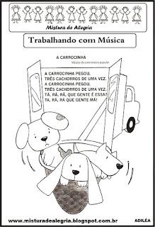 Folclore música a carrocinha