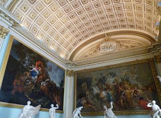 La Galleria degli Uffizi.