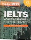 IELTS Academic readings for exam practice (vol.1)   PDF