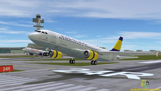 Airport Madness 3D Mega Hileli APK