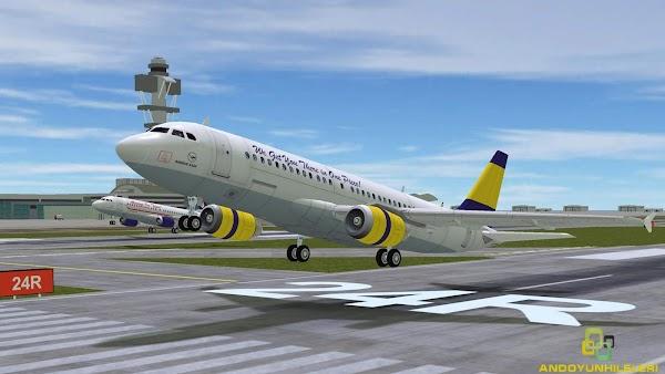 Airport Madness 3D Mega Hileli APK v1.307
