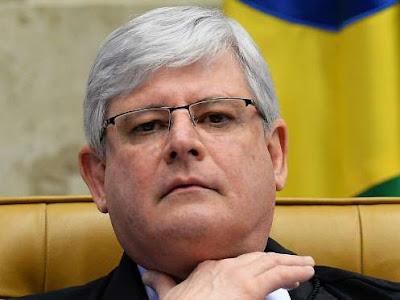 Janot defende legalidade de grampo entre Lula e Dilma