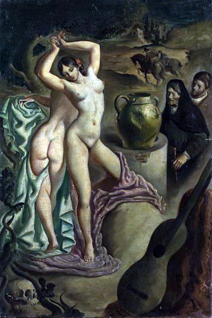 Juan Barba, Artistic nude, The naked in the art,  Il nude in arte, Fine art