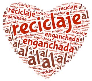 Logo de Enganchada al reciclaje