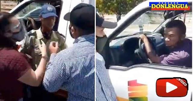 Conductor de ambulancia de Lara se negó a trasladar a dos heridos en un accidente