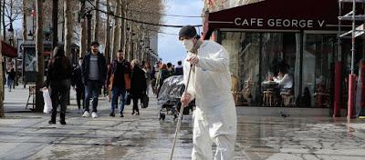 ΛΕΥΤΕΡΙΑ: Ομολογία-σοκ από την Κομισιόν: «Ο κορωνοϊός δεν είναι ...