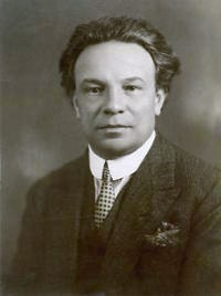 Ottorino Respighi was the inspiration for Di Vittorio's music