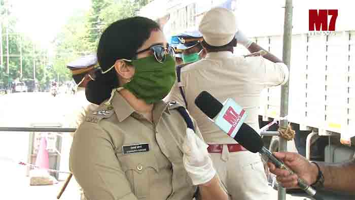 DCP justifies action taken against woman police, Kochi, News, Police, Police Station, Media, Controversy, Kerala