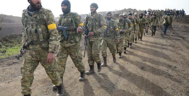 2.500 τζιχαντιστές μετέφερε στη Λιβύη η Τουρκία