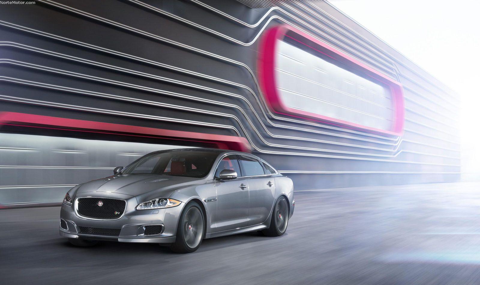 Revista Coche: Nuevo Jaguar XJR 2014