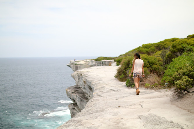 Cape Solander to Botany Cove Hike Walk Australia