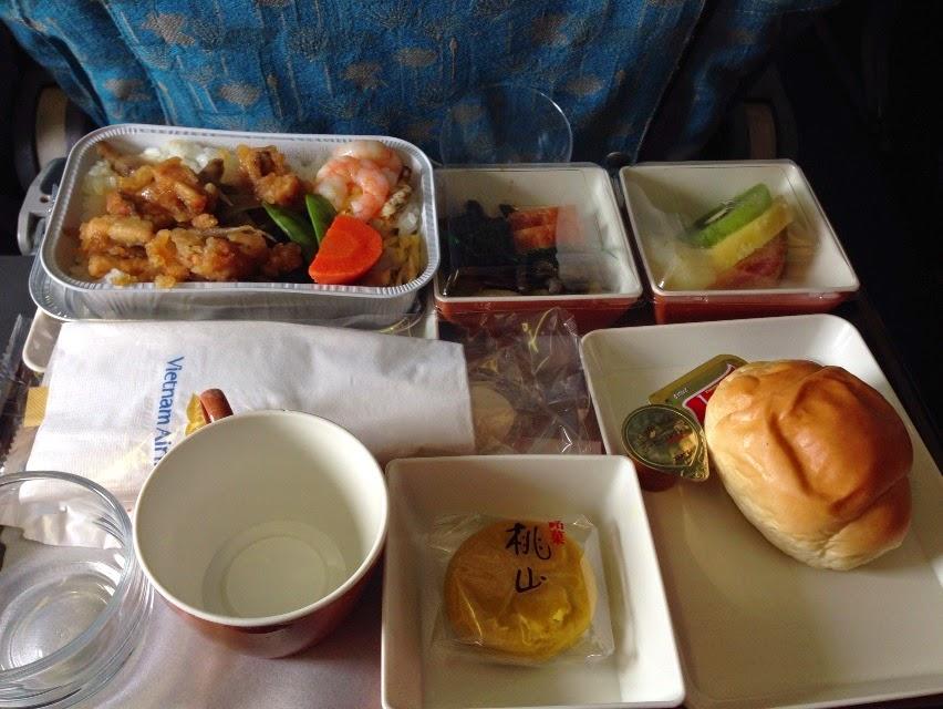 vietnam-airline-flight-meal ベトナムエアラインの機内食