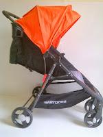 Kereta Bayi BabyDoes CH704 Compact4