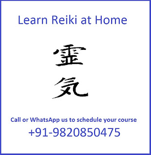 Learn Reiki in Ahmedabad