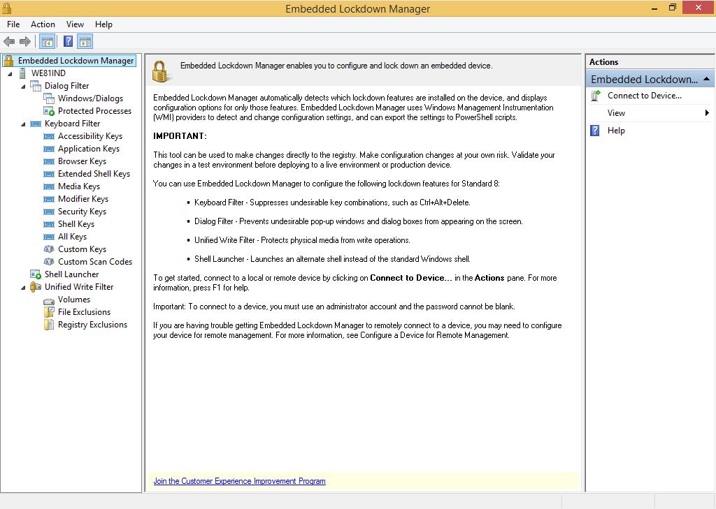 Installing Windows Embedded 8 1 industry   Marco Bodoira