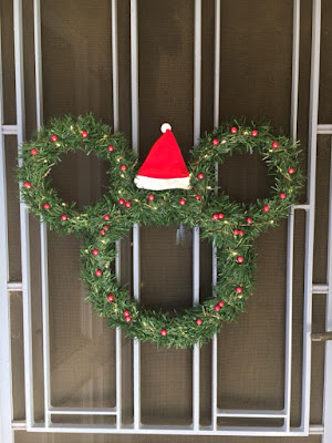 Disney Wreath DIY