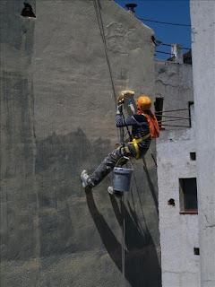Trabajos verticales: empresa en Zaragoza