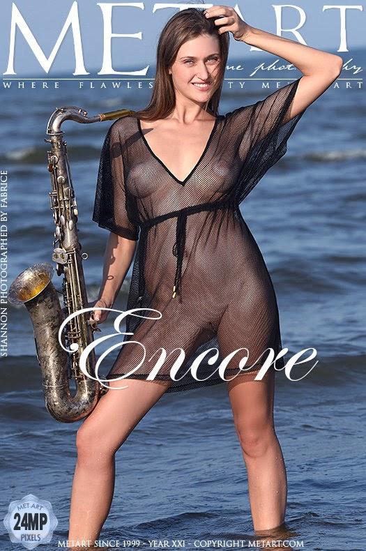 [Met-Art] Shannon - Encore