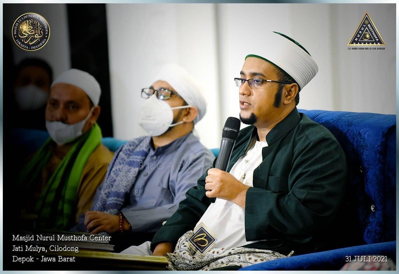 Galeri Masjid Nurul Musthofa Center 310721