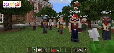 تحميل ماين كرافت التعليمية Minecraft Education Edition للجوال و الكمبيوتر