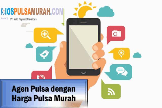 Kios Berkah Pulsa, Agen Pulsa dengan Harga Pulsa Murah
