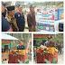 Bersama Bupati Kerinci, Plt Gubernur Jambi Panen Ikan Perdana di Kolam Pertiwi Pentagen
