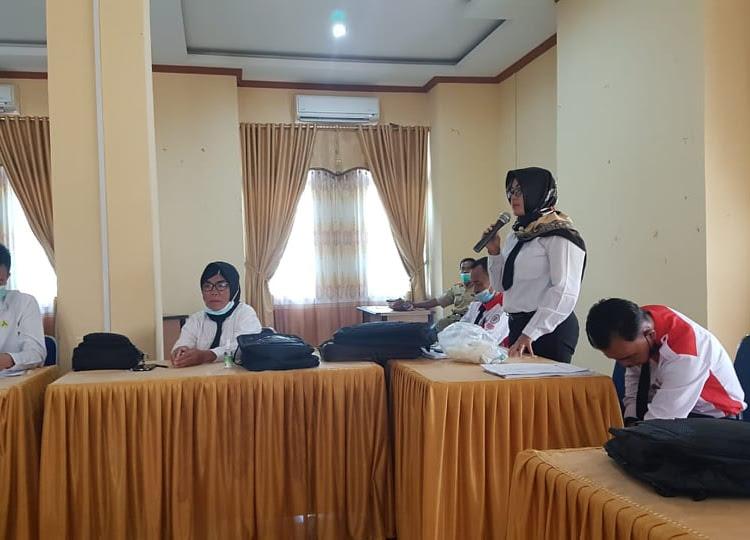Balai Pemerintahan Desa  Berikan Pelatihan BPD Terpilih  di Awal Masa Bakti Aktif tahun 2021