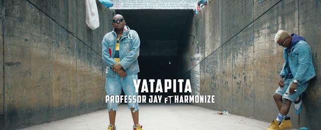 Professor Jay Ft. Harmonize - Yatapita
