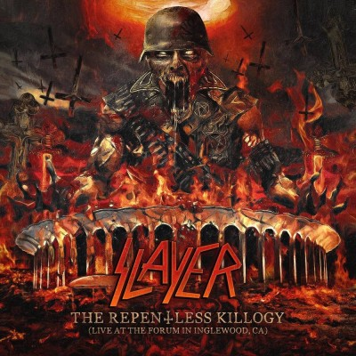 Slayer ‎- The Repentless Killogy (Live At The Forum In Inglewood, Ca) (2019)
