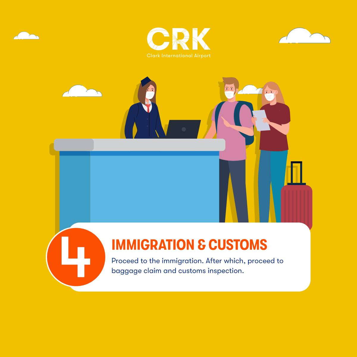 CLARK INTERNATIONAL AIRPORT (CRK): Step By Step Guide on International Arrival Procedures [Updated February 2021]