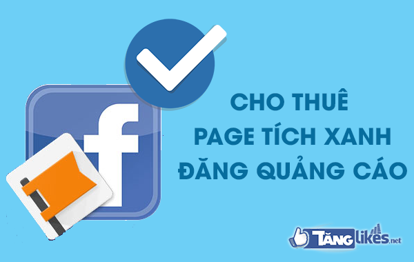 thue page tich xanh chay quang cao