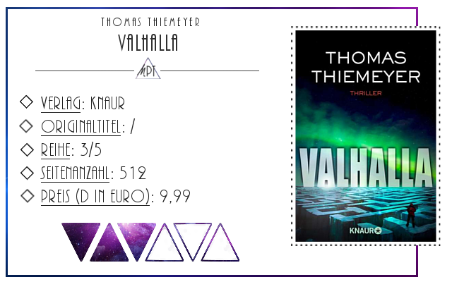 [Rezension] Valhalla - Thomas Thiemeyer