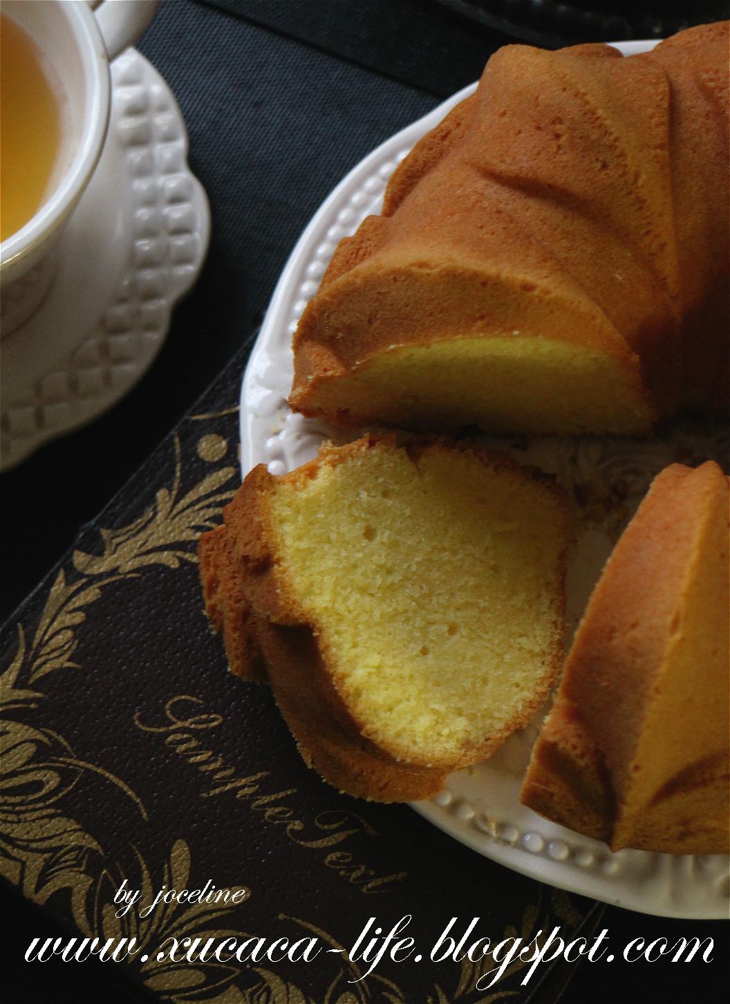... 之约: 猫王磅蛋糕 (Elvis Presley's Favourite Pound Cake
