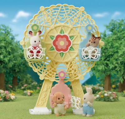 Чертово колесо Calico Critters Baby Ferris Wheel игрушка для детей 2019