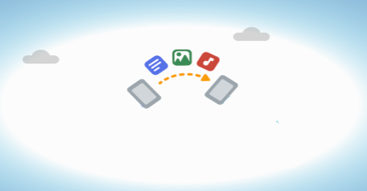 Google's Version Of AirDrop 'Nearby Sharing' For Android Coming On All OS