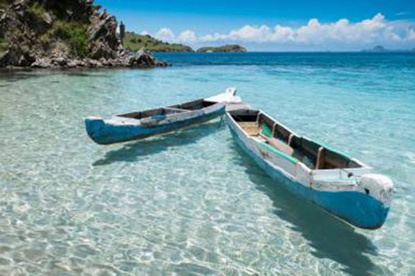 Wisata ke Pantai Trikora di Kepulauan Bintan