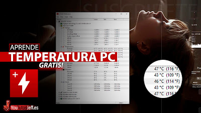 descargar hwmonitor, saber temperatura pc